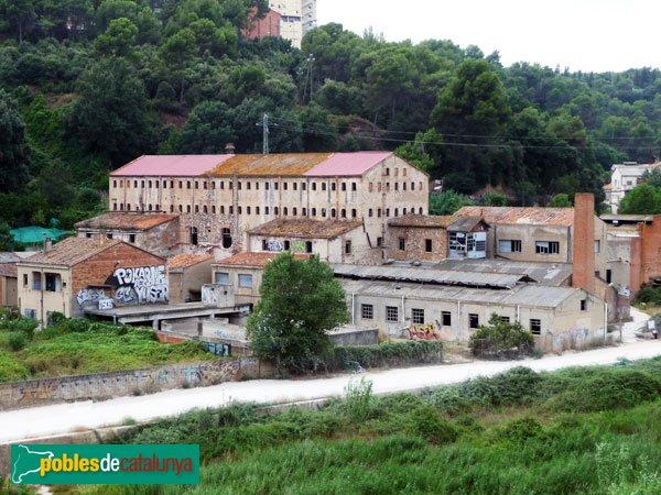 Sabadell - Molí d'en Mornau