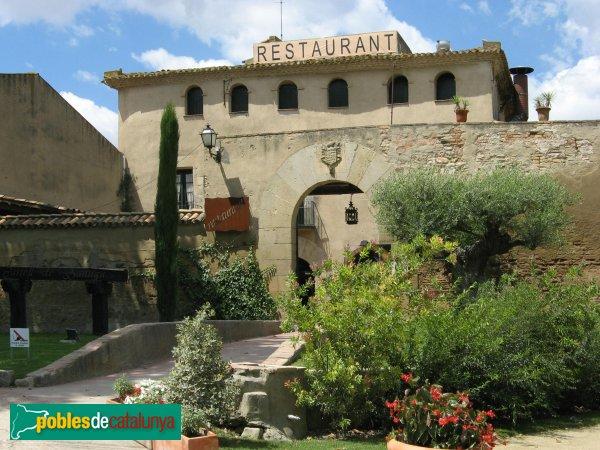 Santa Perpètua de la Mogoda - Castell de Santiga