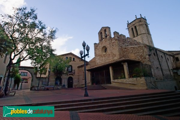 Santa Perpètua de Mogoda - Església de Santa Perpètua