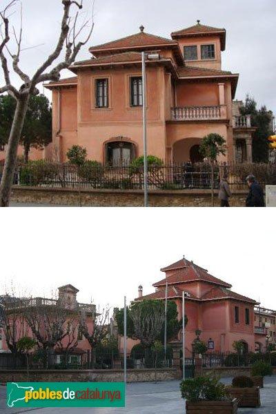 casal d 39 avis santa perp tua de mogoda pobles de catalunya. Black Bedroom Furniture Sets. Home Design Ideas