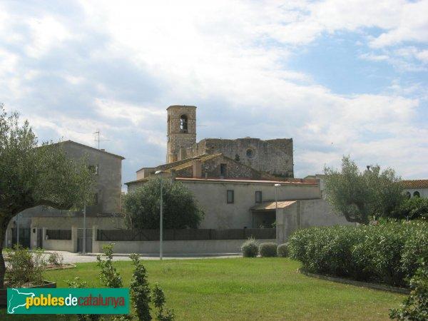 Vila-sacra - Església de Sant Esteve