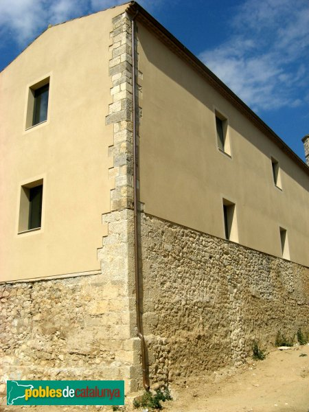 Vila-sacra - Castell de l'Abat