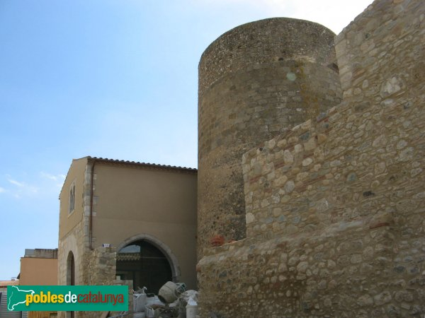 Vila-sacra - Torre del castell