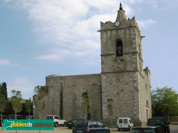 Fortià - Església de Sant Julià
