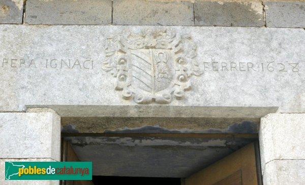 Fortià - Casa de la Reina Sibil·la