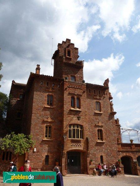 El Marquet de les Roques - façana