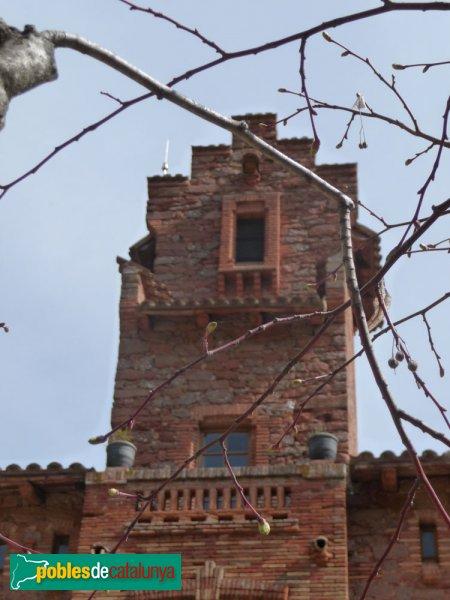 El Marquet de les Roques - Torre central