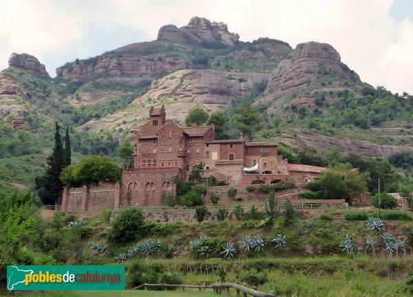 Sant Llorenç Savall - El Marquet de les Roques
