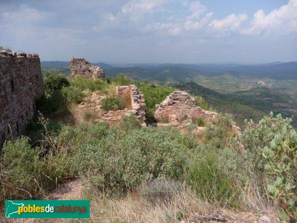 Castell de Pera (restes)