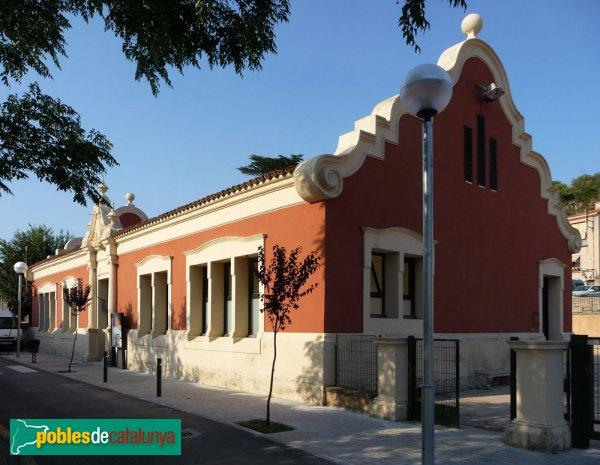 Antigues escoles casa de cultura sant lloren savall - Casas en valles occidental ...