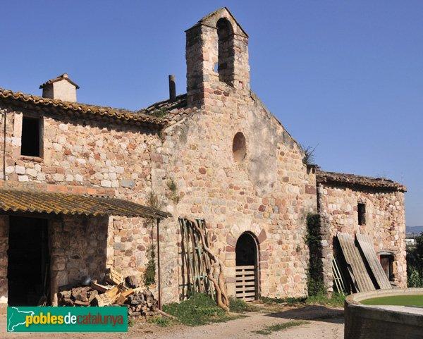 Capella de santa magdalena de palau del vall s comanda - Inmobiliaria palau de plegamans ...