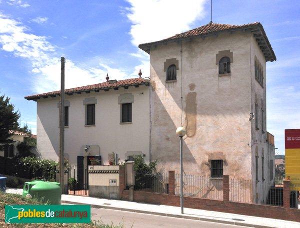 Casa folch i torres palau solit i plegamans pobles de - Casas en valles occidental ...