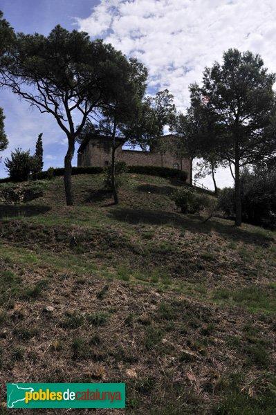 Castell de Plegamans