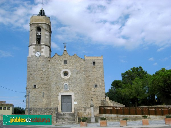 Riumors - Església de Sant Mamet