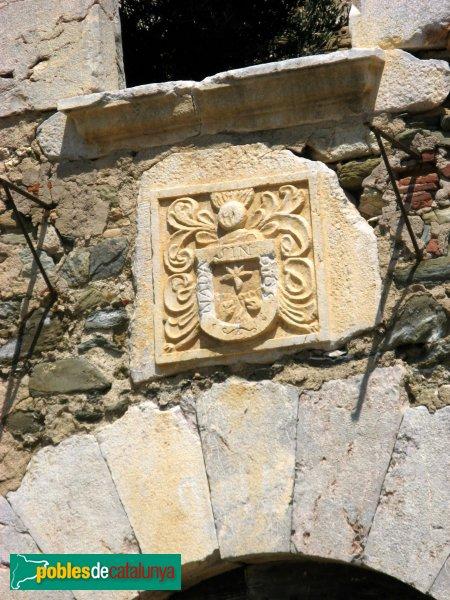 Vilamaniscle - Castell