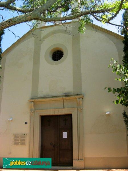 Vilamaniscle - Església de Sant Gil