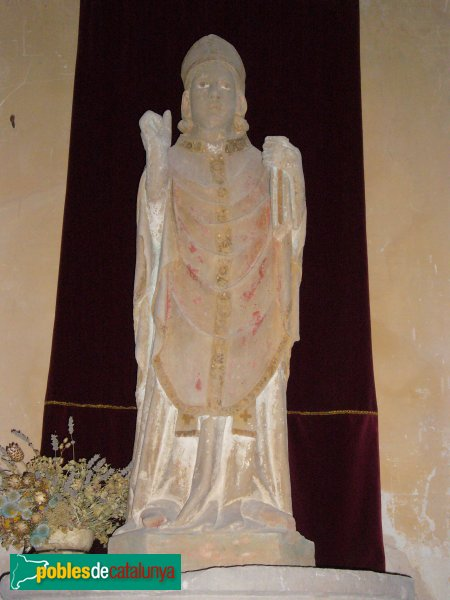 Passanant - Imatge de Sant Blai del Fonoll