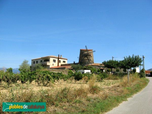 Garriguella - Molí de Vent