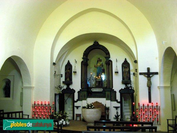Garriguella - Ermita de la Mare de Déu del Camp