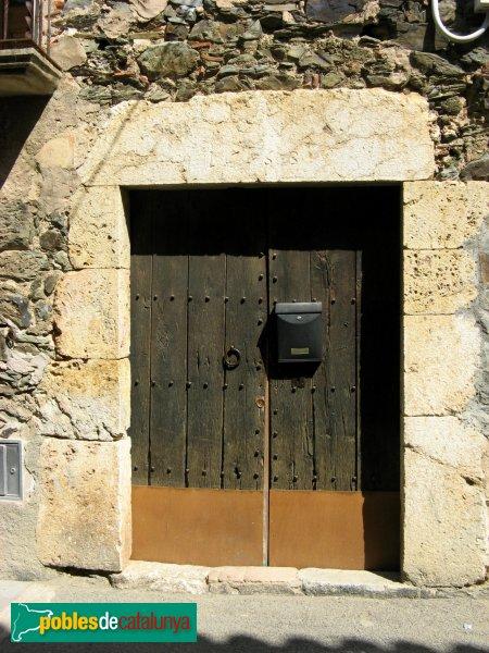 Garriguella - Porta de 1763