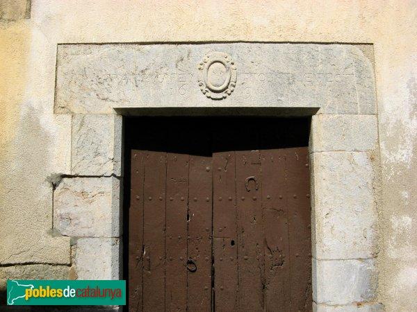 Garriguella - Baix a Garriguella, portal 1692