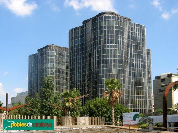 Barcelona - Edificis Trade