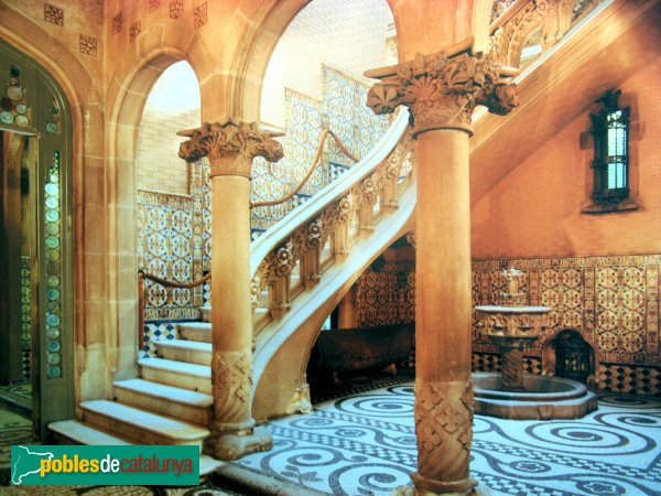 Barcelona - Palau Quadras