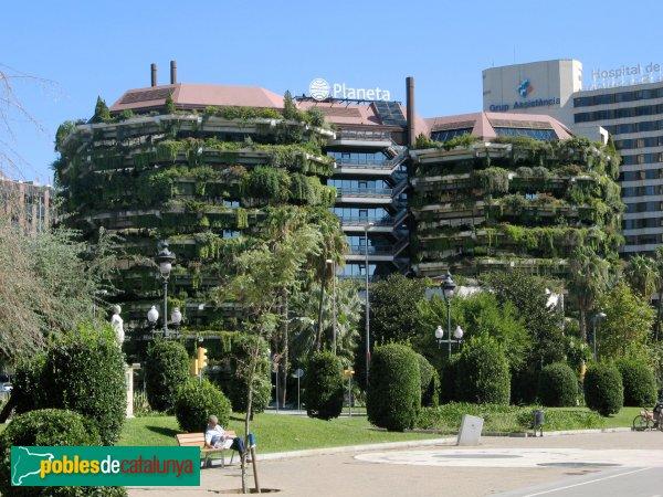 Barcelona - Edifici Banca Catalana (ara Planeta)