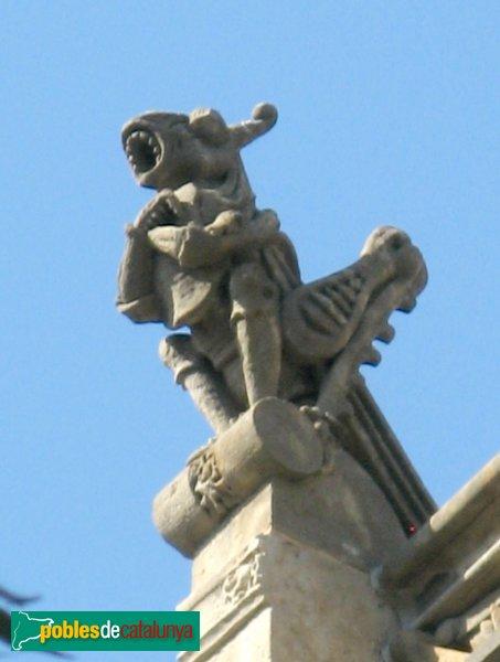 Barcelona - Mallorca, 291-293, detall