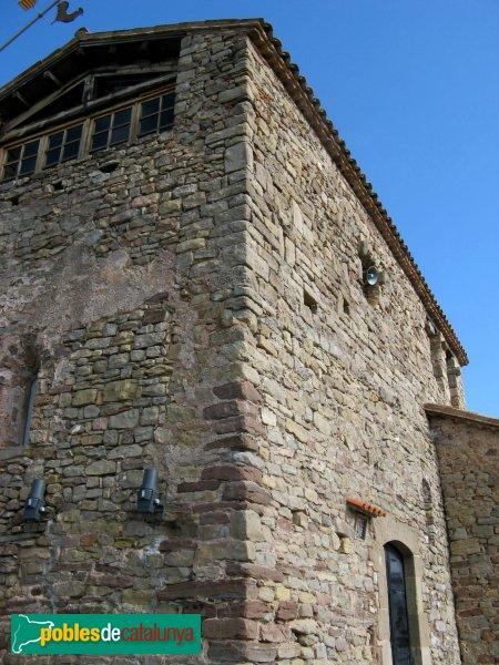 Gallifa - Església del castell