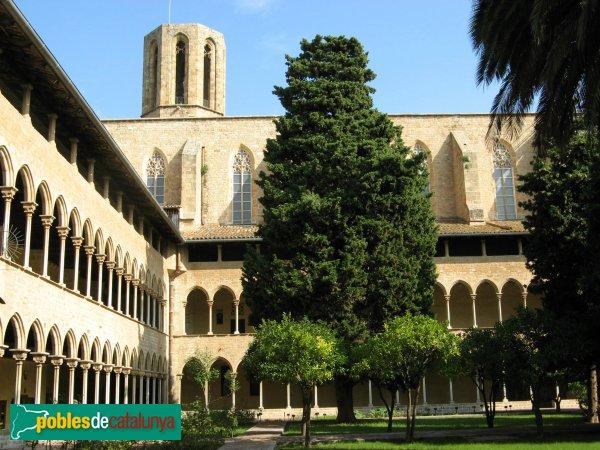 Barcelona - Monestir de Pedralbes