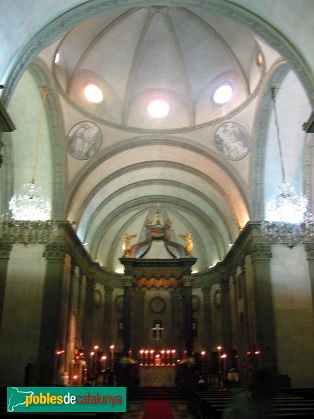 Barcelona - Església de Montserrat