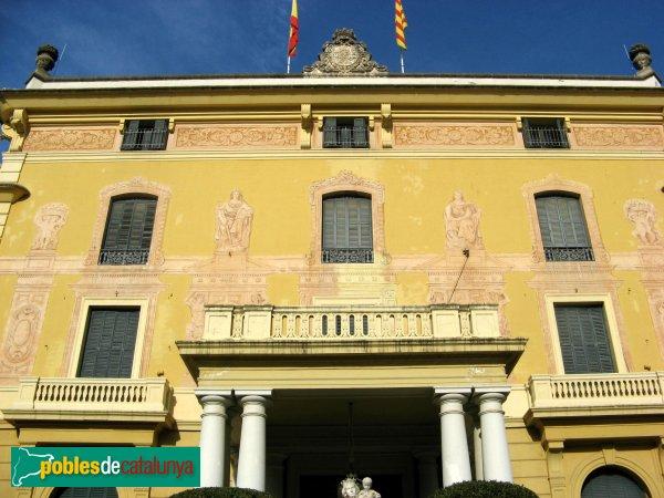 Barcelona - Palau de Pedralbes