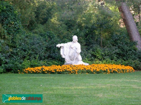 Barcelona - Jardins del Palau de Pedralbes