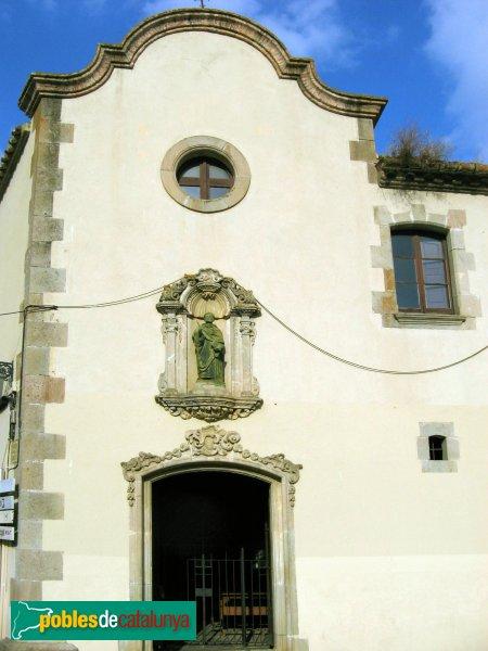 Tossa de Mar - Hospital de Sant Miquel, capella