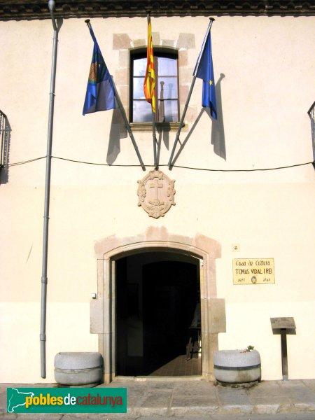 Tossa de Mar - Hospital de Sant Miquel