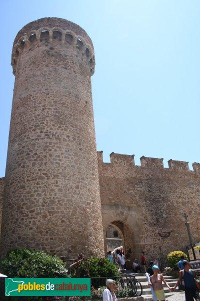 Tossa de Mar - Torre de les Hores