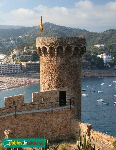 Tossa de Mar - Torre de l'Homenatge