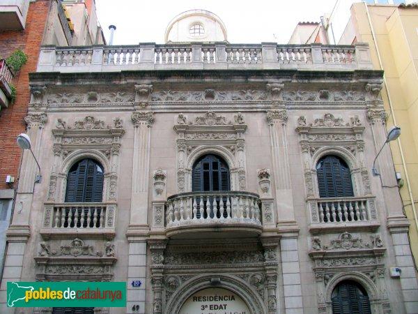 Barcelona - Mare de Déu del Coll, 69