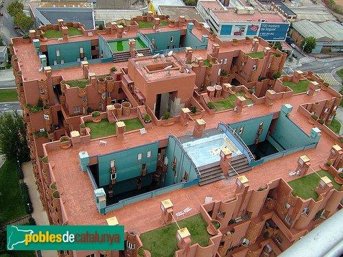 walden 7 sant just desvern pobles de catalunya