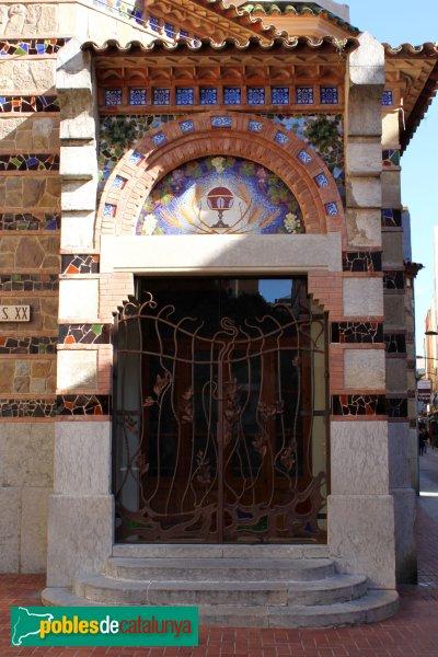 Lloret de Mar - Capella del Santíssim