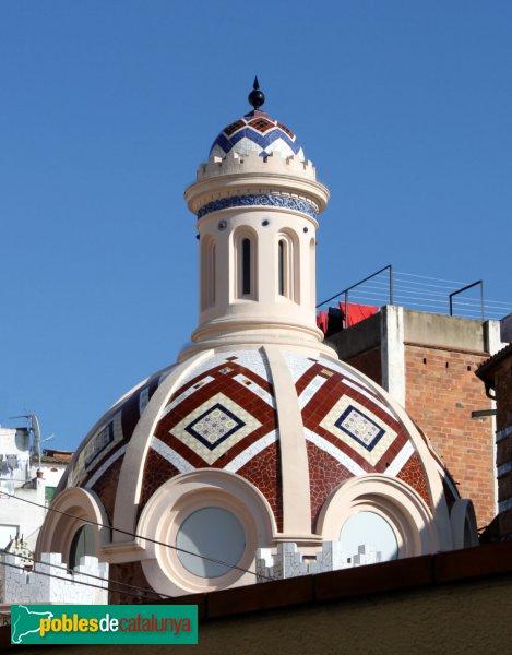 Lloret de Mar - Capella del Baptisteri
