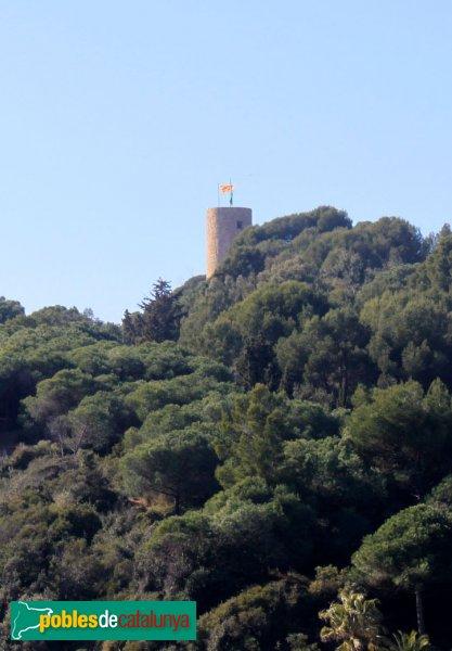 Lloret de Mar - Castell de Sant Joan