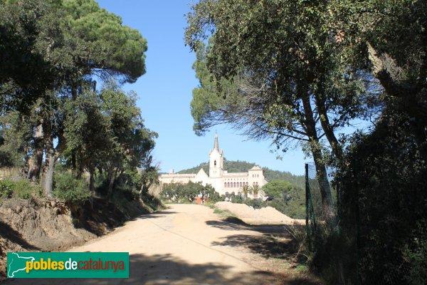 Lloret de Mar - Sant Pere del Bosc