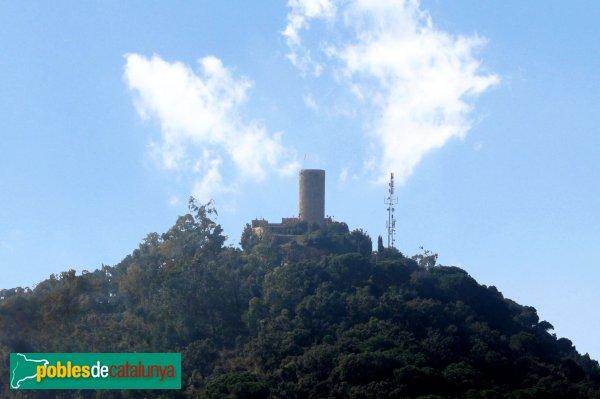 Blanes - Castell de Sant Joan