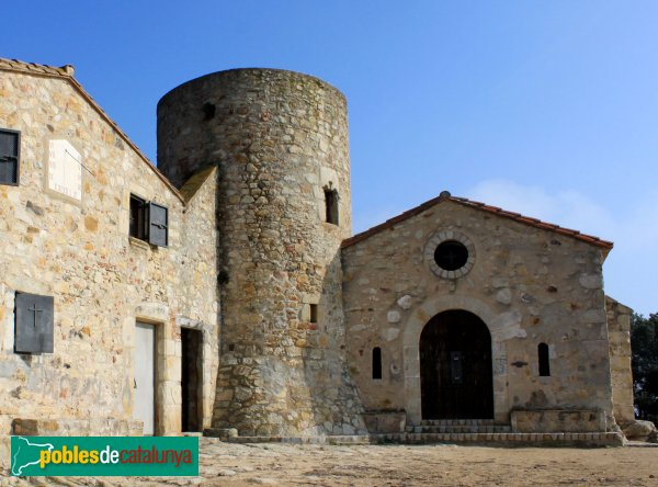 Blanes - Torre de Santa Bàrbara