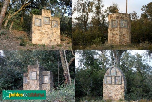 Blanes - Camí al Santuari del Vilar