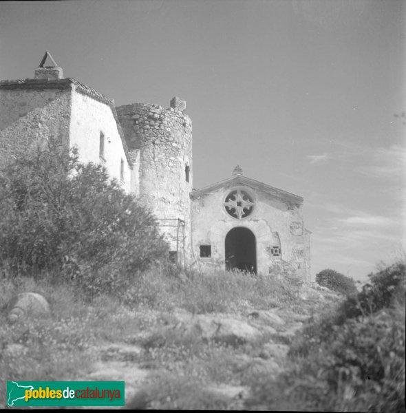 Blanes - Ermita de Santa Bàrbara