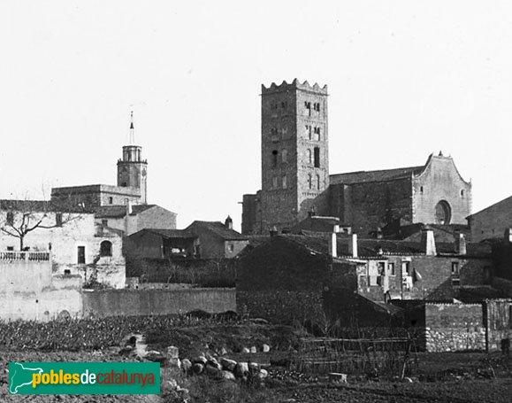 Breda - Monestir de Sant Salvador