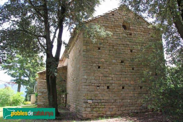 Arbúcies - Sant Cristòfol de Cerdans, capçalera